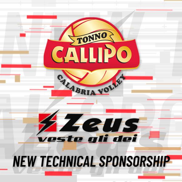 Tonno Callipo y Zeus Sport juntos